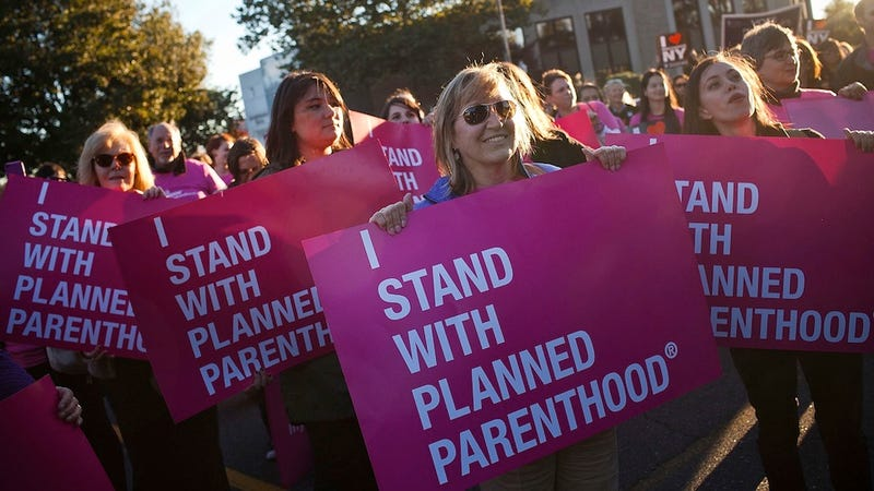 Sorry, Indiana. You're Not Allowed to Defund Planned Parenthood, Either