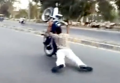 How To Ride Your Motorcycle In Pakistan