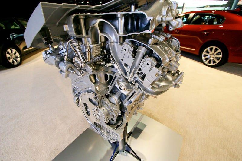 Guess That Engine: LA Auto Show Edition