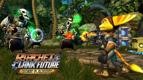 Ratchet & Clank Future: Quest For Booty Review: Short Of Greatness