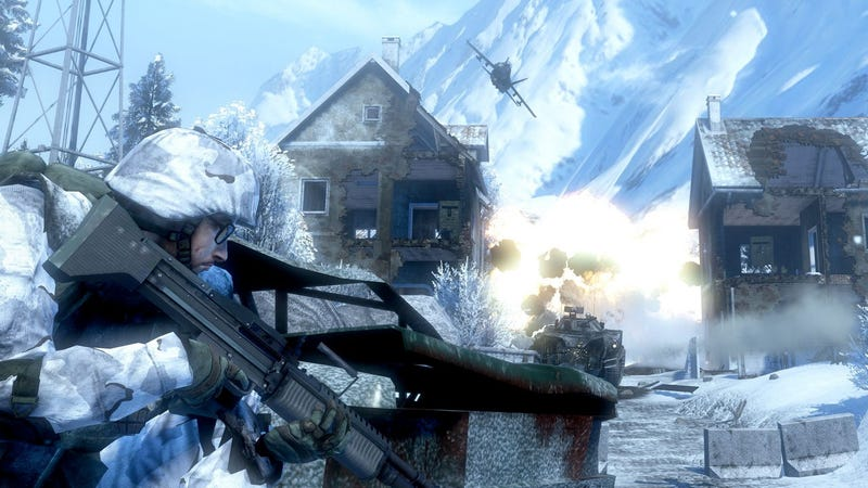Battlefield: Bad Company 2 Review: Judging A Book By Its Cover Works
