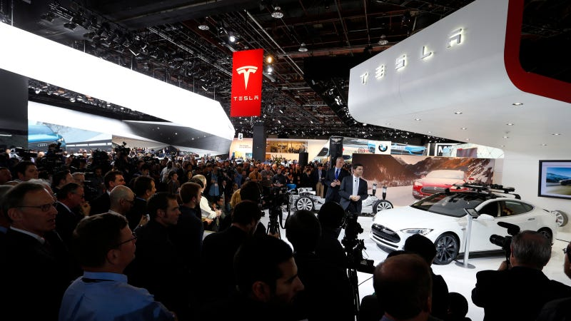 Tesla's VP Laughed At Me When I Asked About Their Pickup Truck