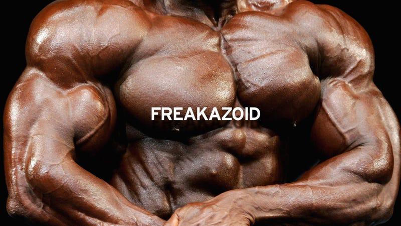 Bodybuilders Are Weird