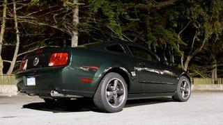 Ford Mustang Bullitt Timeline Drive