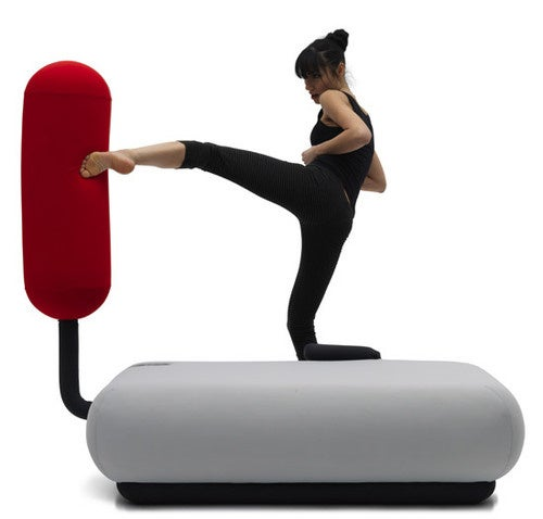 This Sofa Wants To Be A Punching Bag