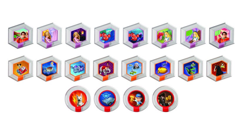 The Worst Feature Of Disney Infinity? These Power Discs.