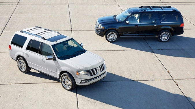 The 2015 Lincoln Navigator: Where They Went Wrong