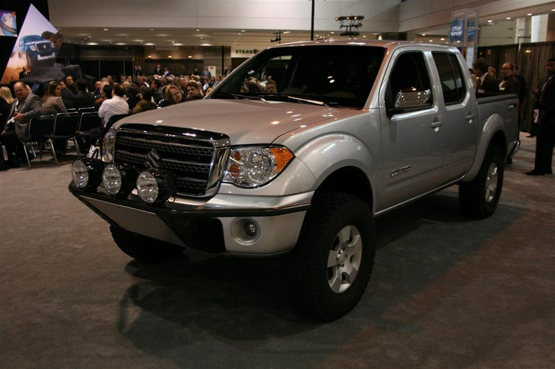 Modified Suzuki Equators Debut In Chicago Deja Vu