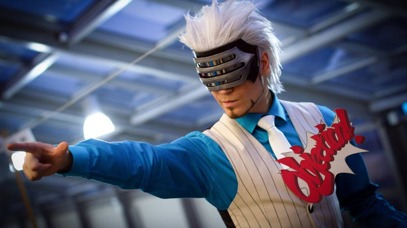 Have No Objections Against This Ace Attorney Cosplay