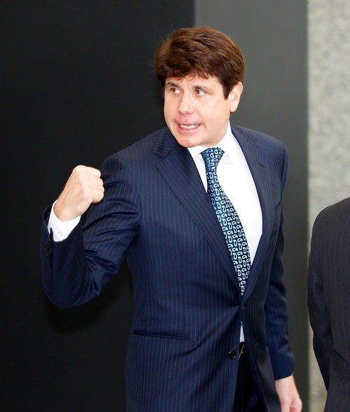 Rod Blagojevich, Retail Addict, Blows $400K on Clothes