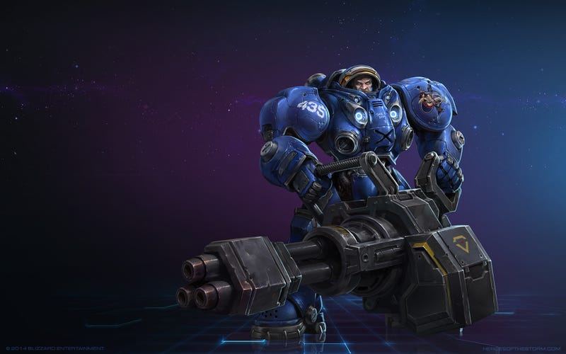 Nova, Dominion Ghost, And More Heroes From Heroes Of The Storm