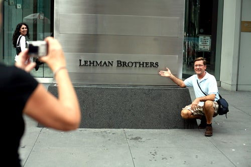 Lehman Brothers' Art Collection Up for Auction