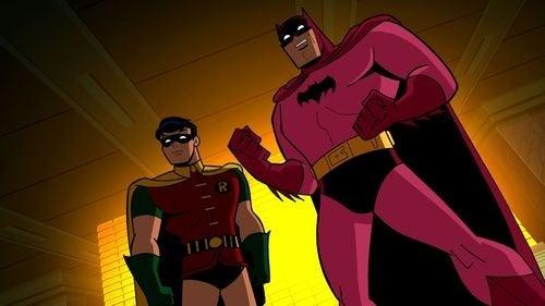 """Batman """"Emperor Joker"""" pics"""