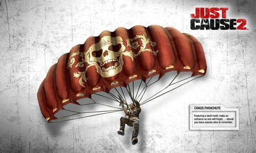 Preorder Just Cause 2, Download Fabulous Toys