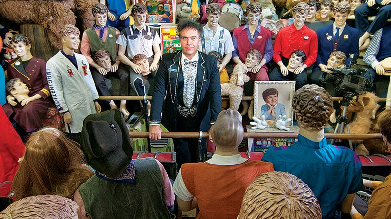 Meet Randy, the Man Who Hoards Mannequins That Look Like Randy