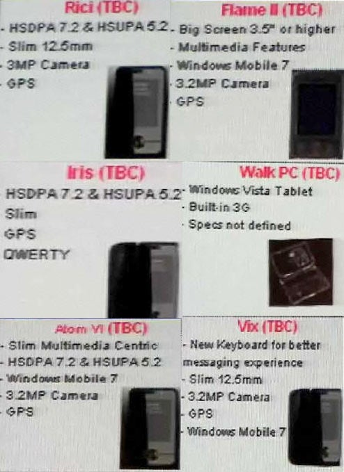 Rumor: MWg to Launch Windows Mobile 7 Device This Year