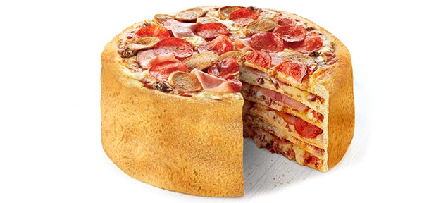 This pizza cake can change civilization FOREVER