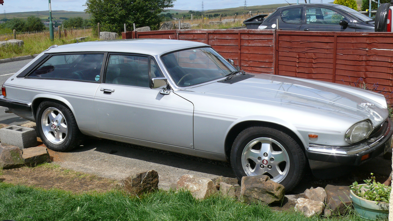The Ultimate Coachbuilt Jaguar Shooting Brake Can Be Yours Now