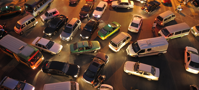 It's Amazingly Easy to Hack Our Traffic Data And Cause Gridlock Chaos