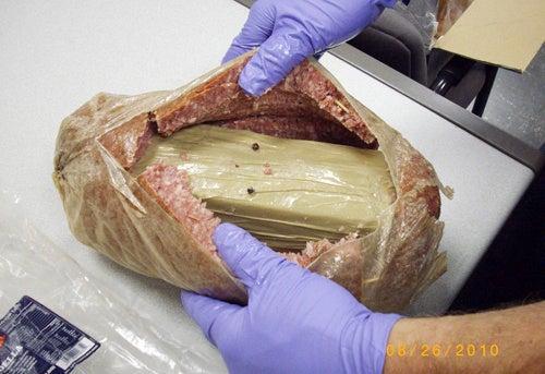 Mailing Cocaine Inside Bologna Is a Bad Idea