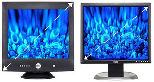 Question of the Day: How Big is Your Monitor?