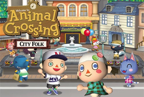 Animal Crossing: City Folk Review: Crossing Over Again