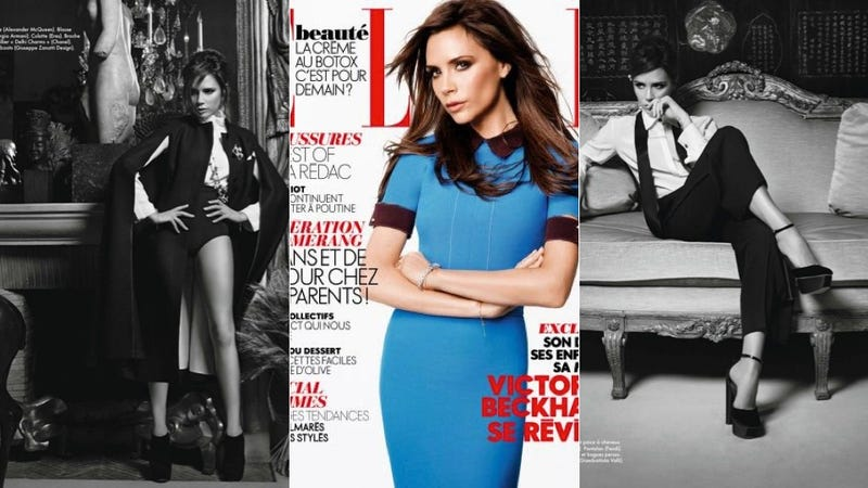 Victoria Beckham Does Not Care if You Think She's a Tabloid Sourpuss