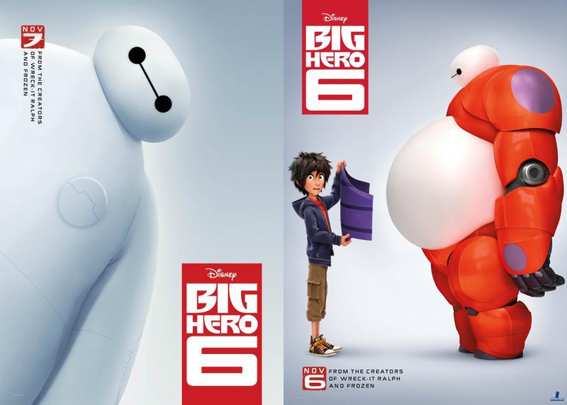 Just who are Big Hero 6 anyway?