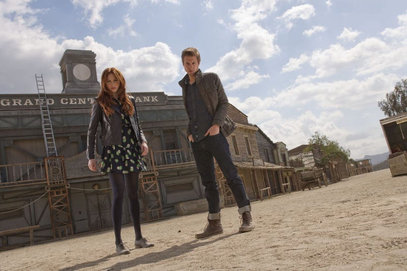 "Doctor Who - ""A Town Called Mercy"" promo images (part one)"