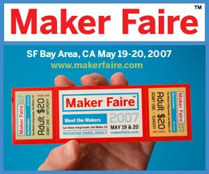 Maker Faire Starts Tomorrow