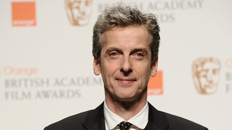 Meet the new Doctor Who Time Lord: Peter Capaldi!