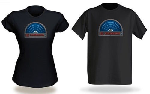 Proximity Sensing T-Shirt Helps Nerds of a Feather Flock Together