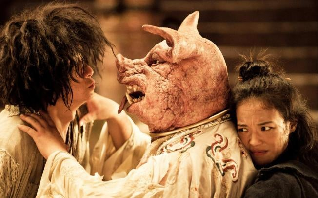 Stephen Chow goes on a predictably insane Journey to the West