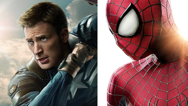 Super Hero Movie Showdown: The Winter Soldier vs. Amazing Spider-Man 2