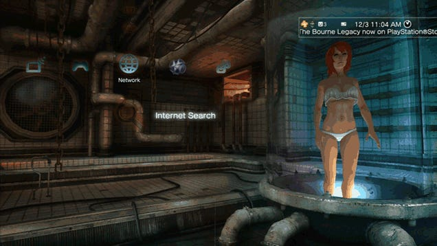 10 Ridiculous PlayStation 3 Themes