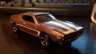 Just got a Hot Wheels Javelin AMX