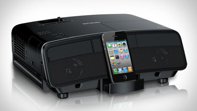 This Projector Will Turn Your iPad into Your Personal Home Theater