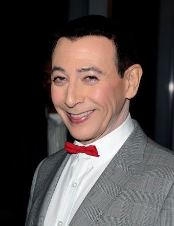Pee-Wee Herman Going On Another Big Adventure