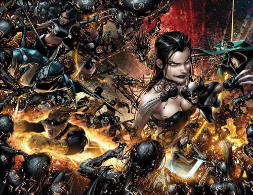 Vampire + Zombie = New X-Men Crossover, In Marvel Math