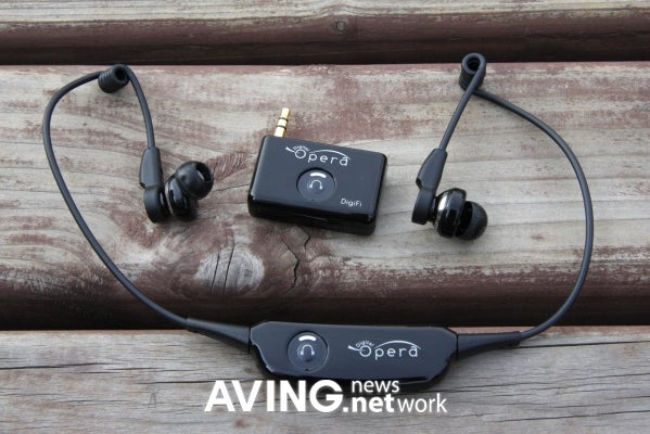 DigiFi Digital Opera Earphones Use Wireless Kleer Tech