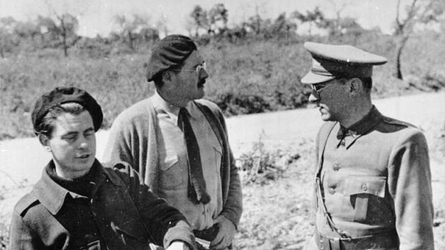 COTD: Hemingway In Spain Edition