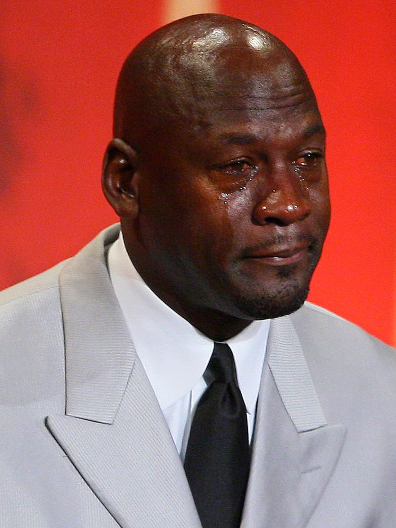How Crying Jordan Became A Thing