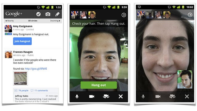 Google+ Adds Improved Hangouts, Search, Now Open to Everyone