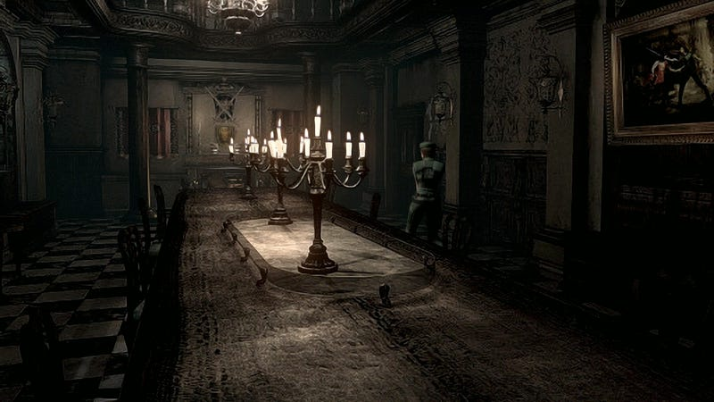 Resident Evil Is Getting an HD Remaster