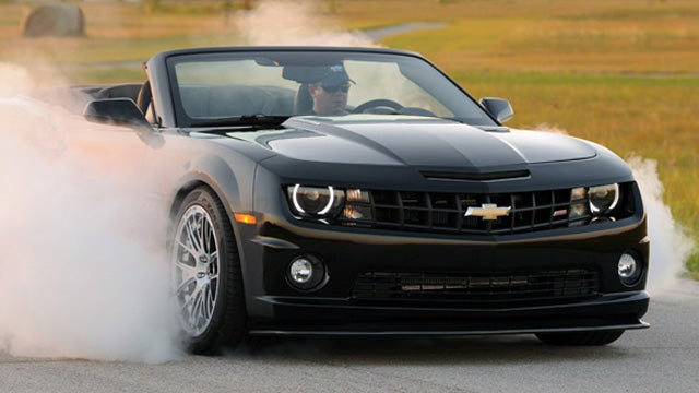 20th Anniversary Hennessey HPE650 Camaro beats ZL1 to the punch