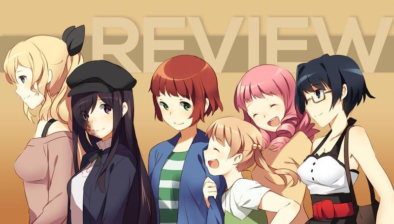 Katawa Shoujo Review