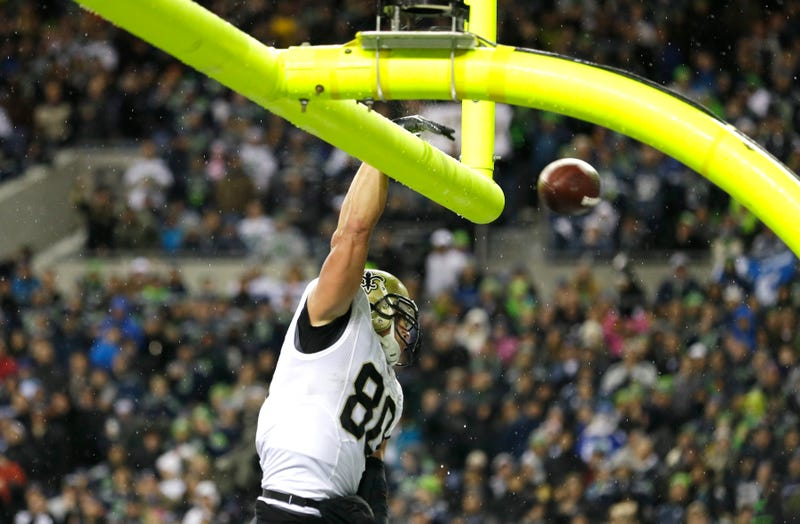 Is Jimmy Graham A Tight End? It'll Cost Him $5.3 Million.