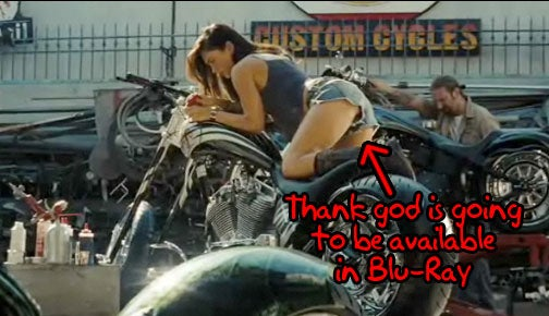 Transformers 2 Trailer Is the Mother of All Destruction Movie Trailers