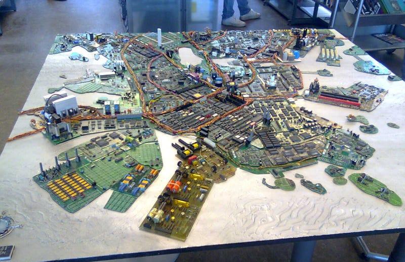Motherboard City, Population: 2048KBytes