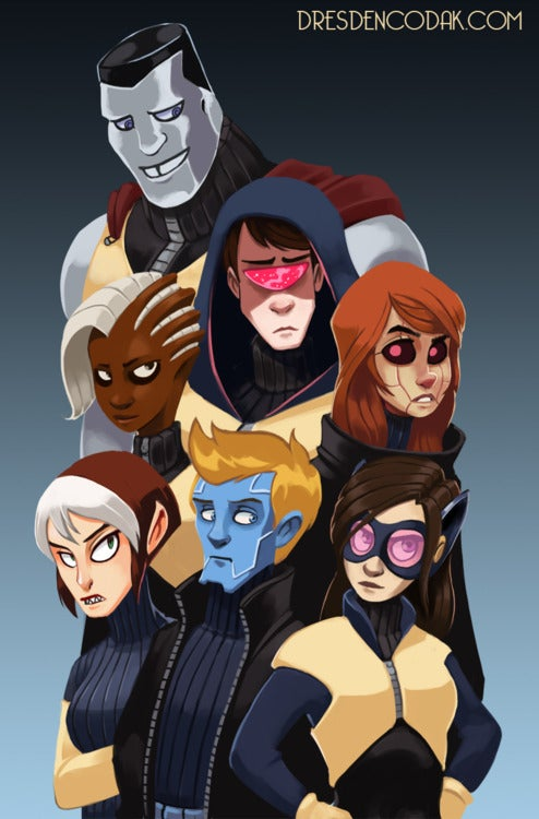 Hey Marvel, make this X-Men reboot a reality
